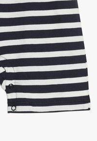 People Wear Organic - PLAYSUIT SONNENHUT BABY SET - Čepice - dark blue - 2