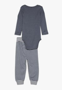 People Wear Organic - BABY - Kalhoty - dunkelgrau - 1