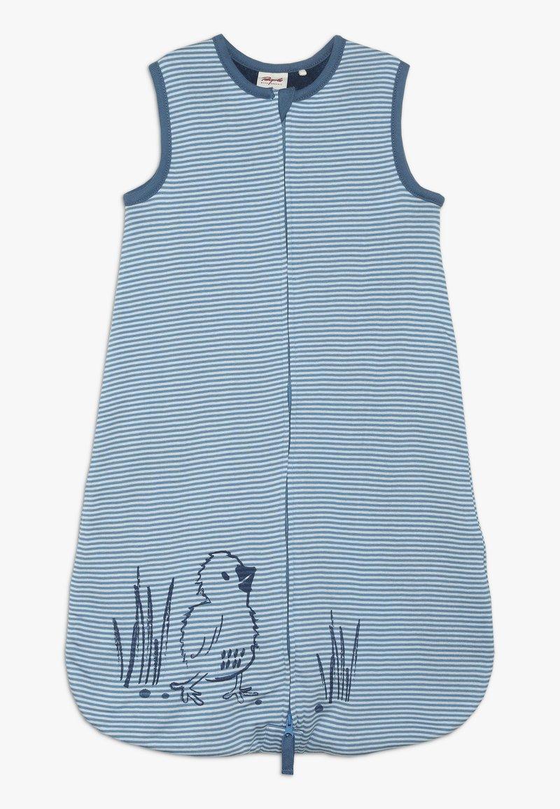People Wear Organic - SCHLAFSACK BABY - Nachtwäsche Schlafsack - blue