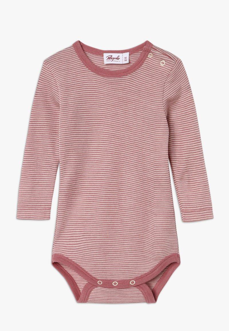 People Wear Organic - BABY - Body - rosé