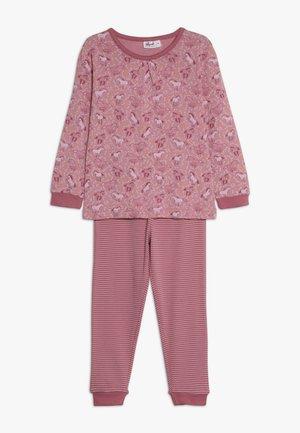 Pyžamová sada - rosé