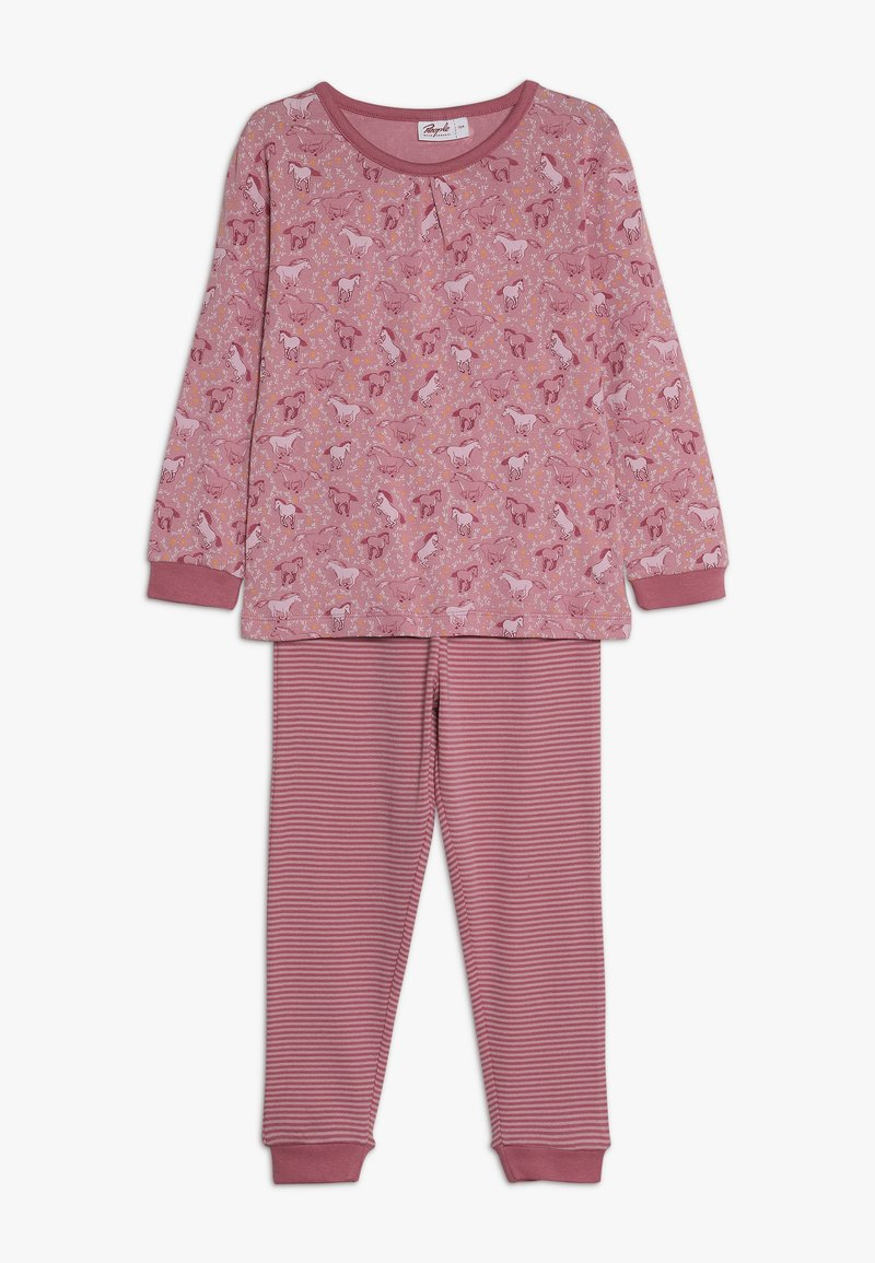 People Wear Organic - Pyžamová sada - rosé