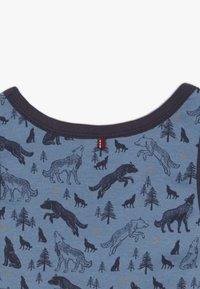 People Wear Organic - 2 PACK - Undershirt - dunkelblau/blau - 4