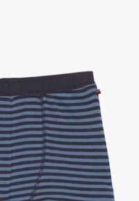 People Wear Organic - BOXERSHORTS 2 PACK - Pants - blau/dunkelblau - 4
