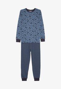 People Wear Organic - Pyjama set - blau - 3