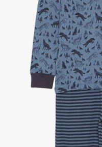 People Wear Organic - Pyjama set - blau - 4