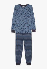 People Wear Organic - Pyjama set - blau - 0