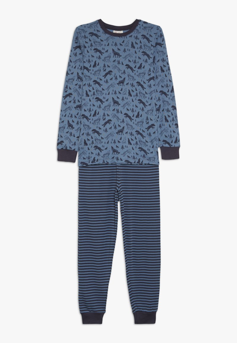 People Wear Organic - Pyjama set - blau
