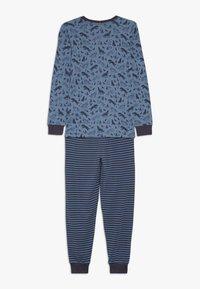 People Wear Organic - Pyjama set - blau - 1