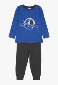 People Wear Organic - Pyjama set - royalblau - 0