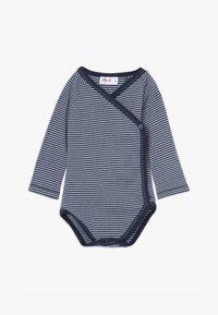 People Wear Organic - BABY 2 PACK - Body - dunkelblau - 1