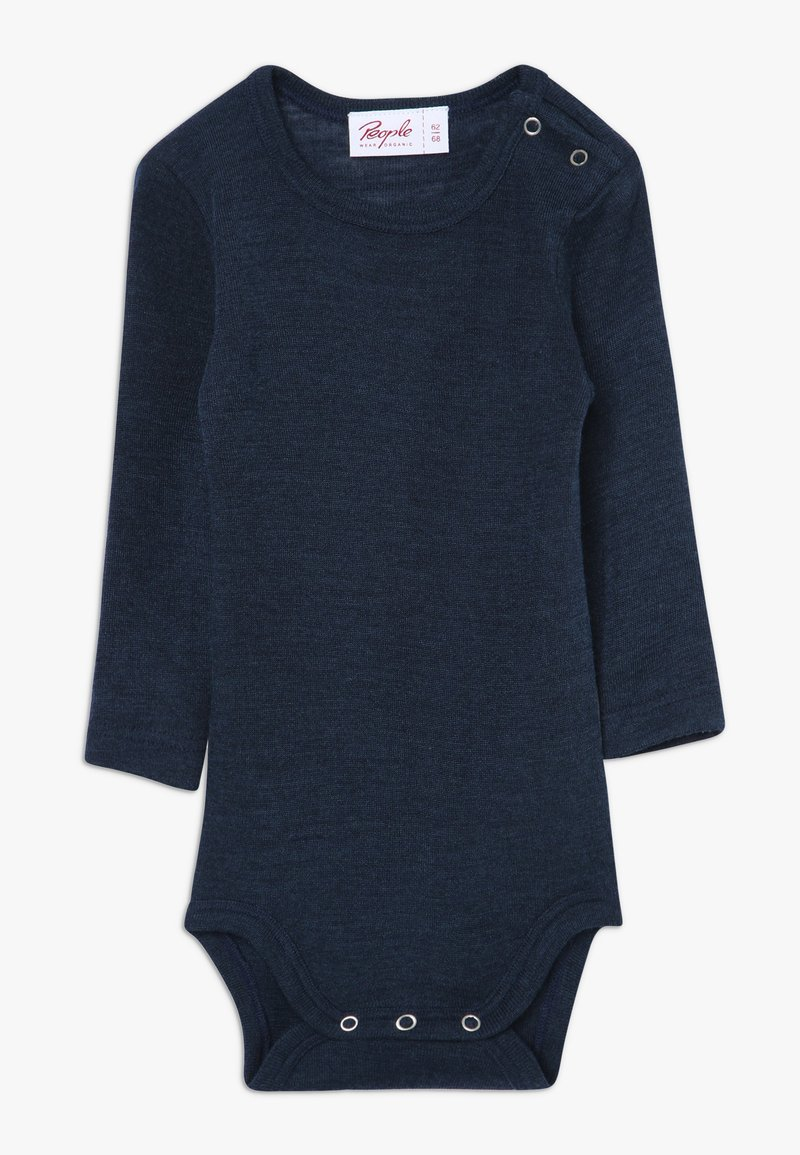 People Wear Organic - BABY - Body - dunkelblau