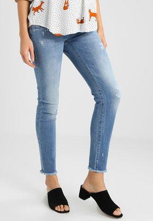 Jeans slim fit - light- blue