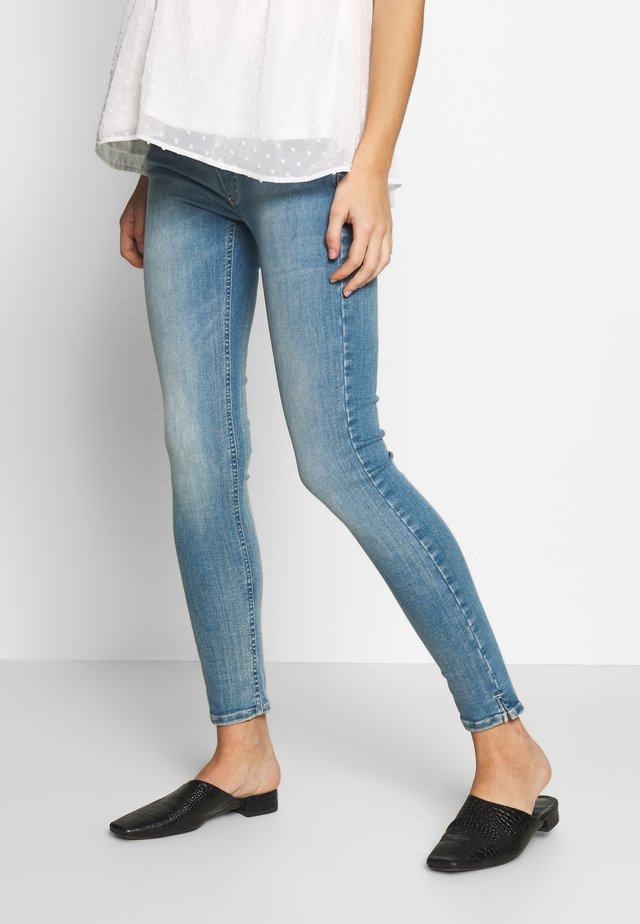 Slim fit jeans - light stoned
