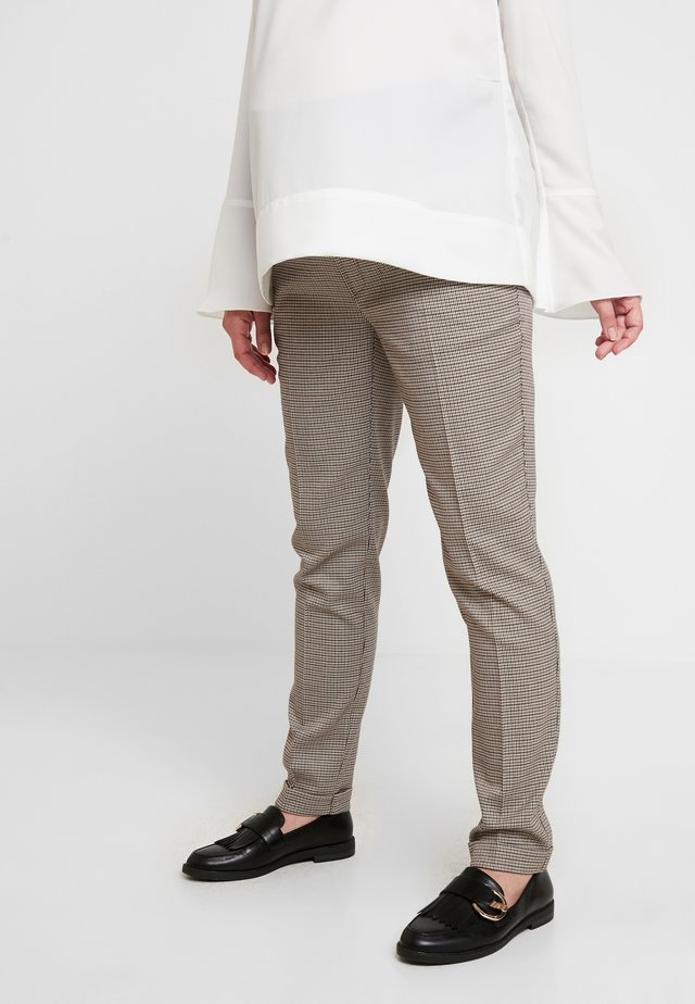 HARRY - Trousers - brown