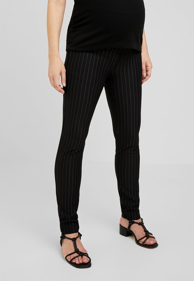CALEB - Trousers - anthracite