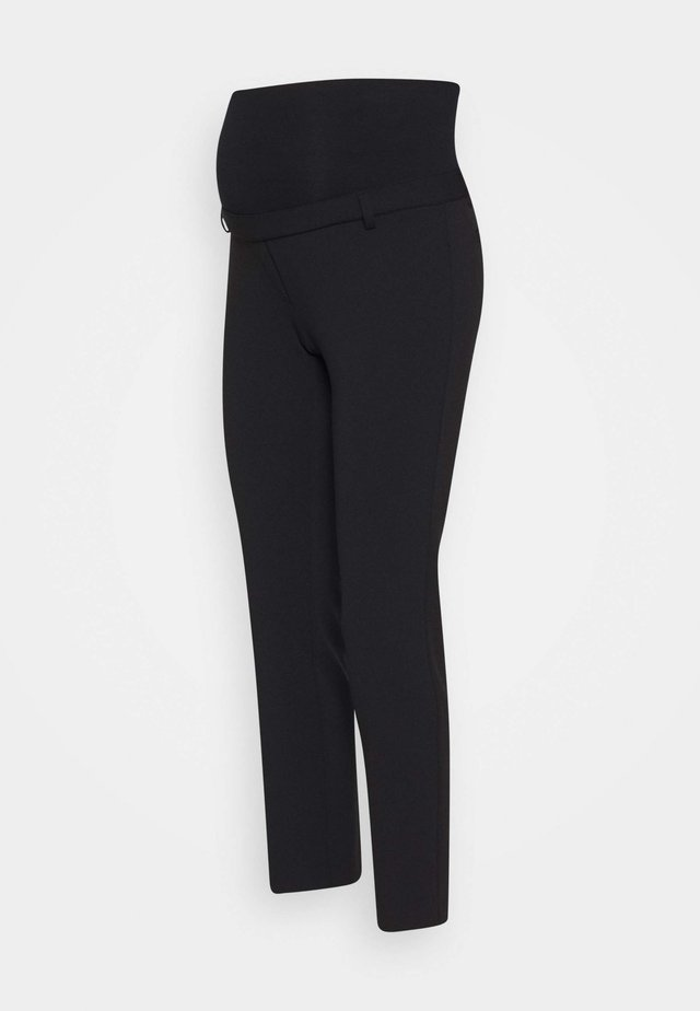 COLLIN - Trousers - black