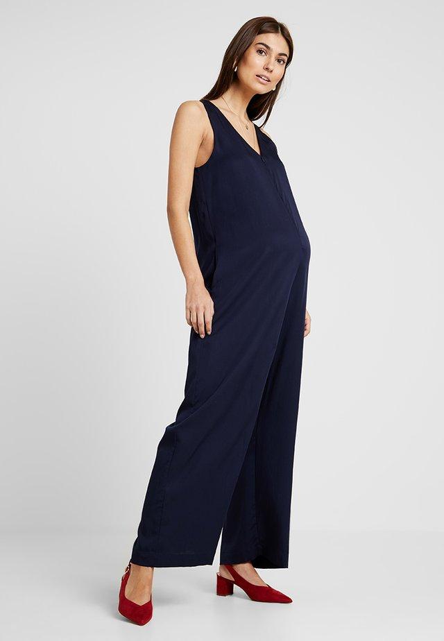 CHARLOTTE NURSING - Jumpsuit - dark blue