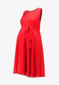 Pietro Brunelli - TAMIGI - Denní šaty - tulip red - 4