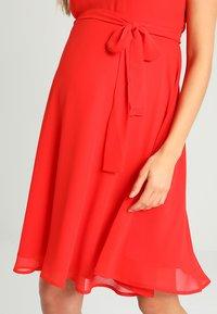 Pietro Brunelli - TAMIGI - Denní šaty - tulip red - 3