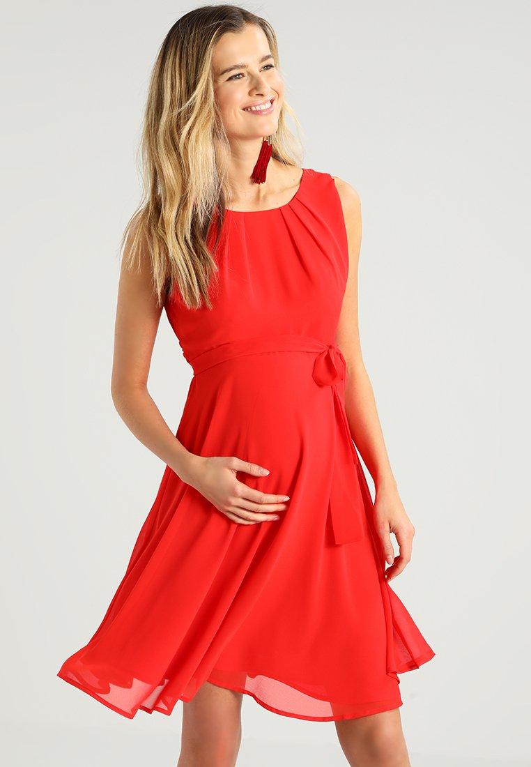 Pietro Brunelli - TAMIGI - Denní šaty - tulip red