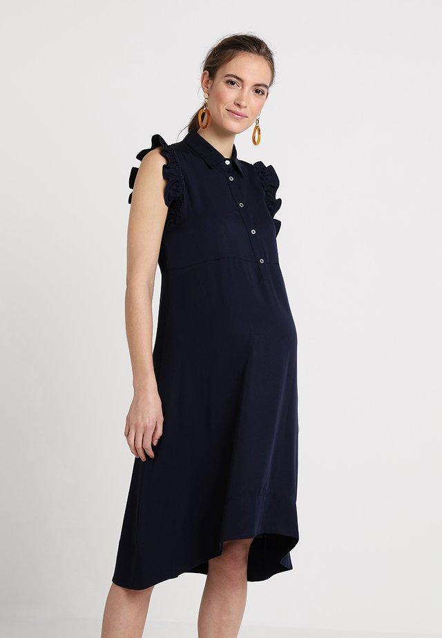 MARGHERITA - Košilové šaty - dark blue