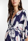 Pietro Brunelli - VERONICA - Maxi dress - blue/white