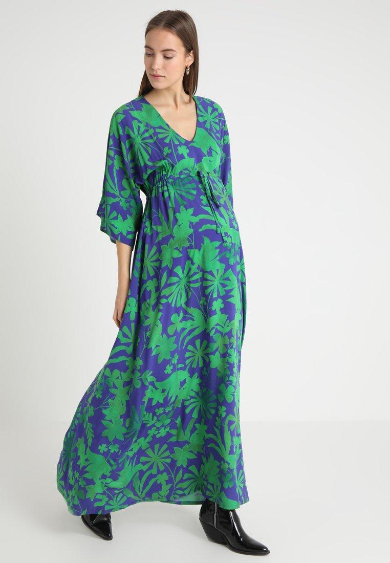 Pietro Brunelli - VERBENA - Maxi dress - green