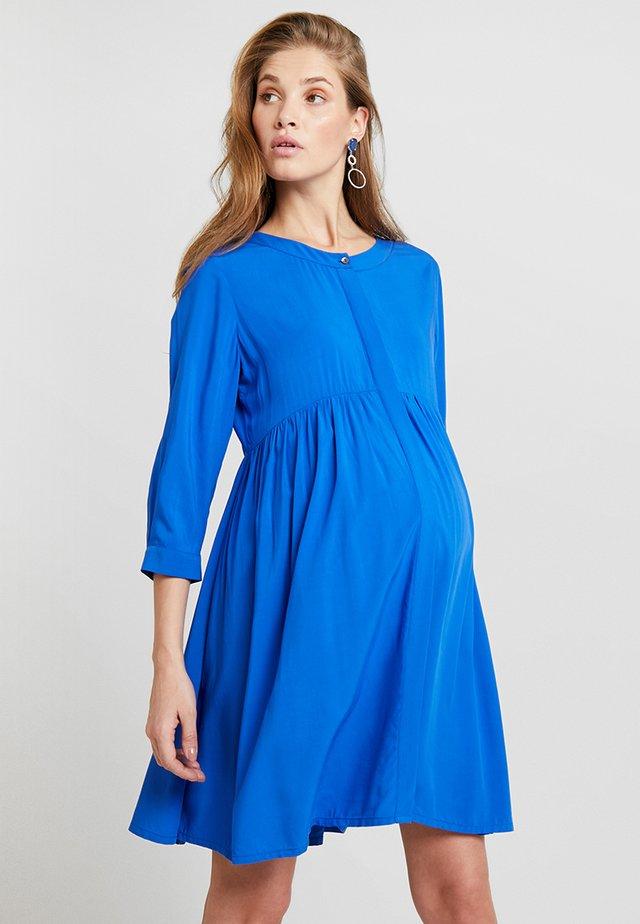 ANITA - Košilové šaty - victoria blue