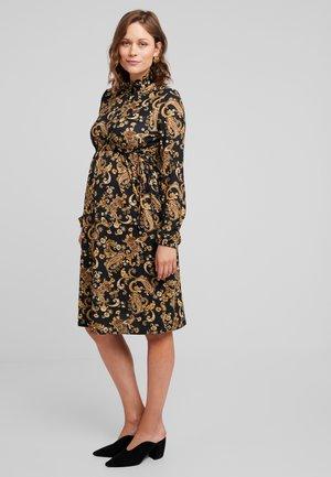 JULIANNE - Sukienka z dżerseju - black