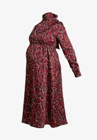 Pietro Brunelli - AUDREY - Day dress - red - 4