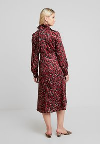 Pietro Brunelli - AUDREY - Day dress - red - 2