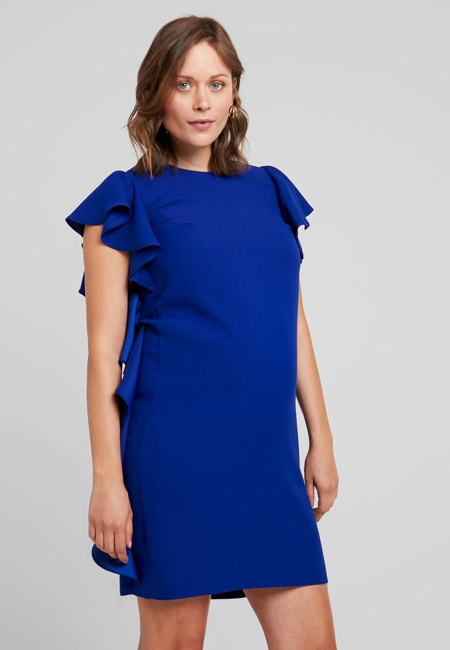 GRETA - Korte jurk - blue