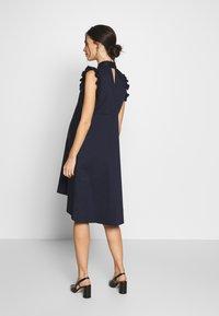 Pietro Brunelli - FLORA - Košilové šaty - dark blue - 2