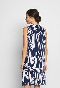 Pietro Brunelli - VITTORIA - Košilové šaty - blue - 2
