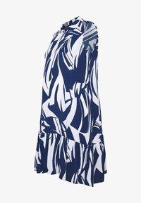 Pietro Brunelli - VITTORIA - Košilové šaty - blue - 3