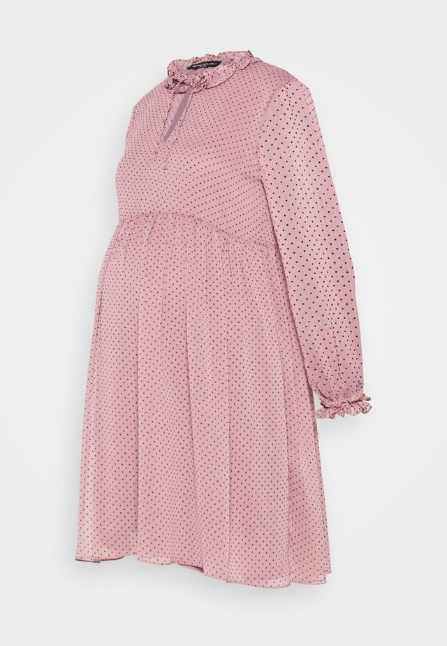 MATILDE - Day dress - winter rose