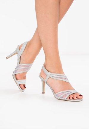 MARINA - Bridal shoes - silver glitter