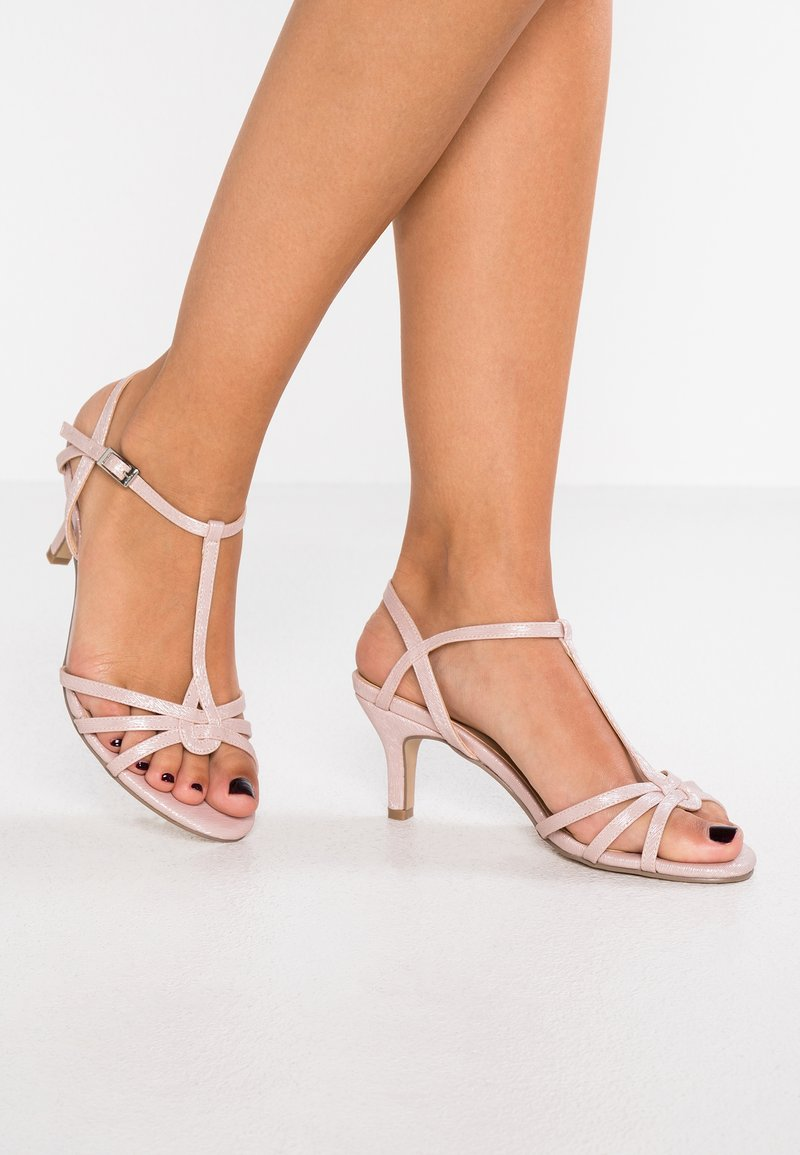 Paradox London Pink - WIDE FIT LENNON - Sandals - nude