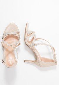 Paradox London Pink - ROMELIA - Sandaler med høye hæler - champagne - 3