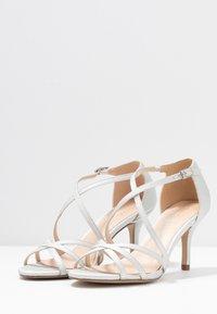 Paradox London Pink - LYDIA - Sandals - silver - 4