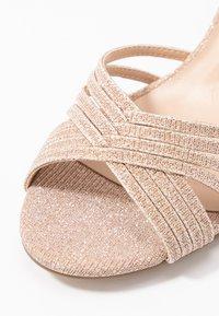 Paradox London Pink - HARSHA - High Heel Sandalette - champagne - 2