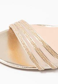 Paradox London Pink - HALIMA - Sandals - champagne - 2