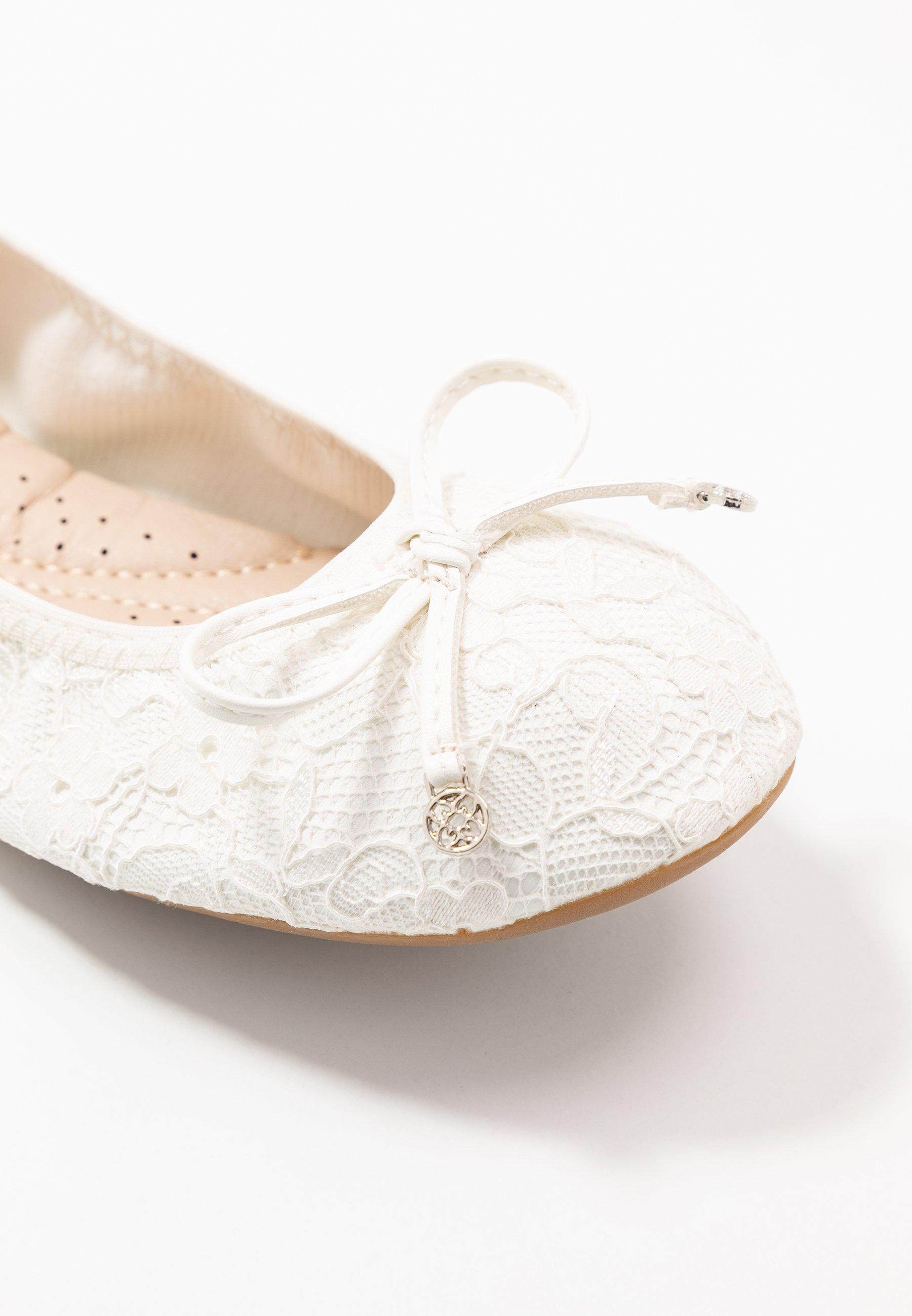 Paradox London Pink Xeelia - Ballerines White