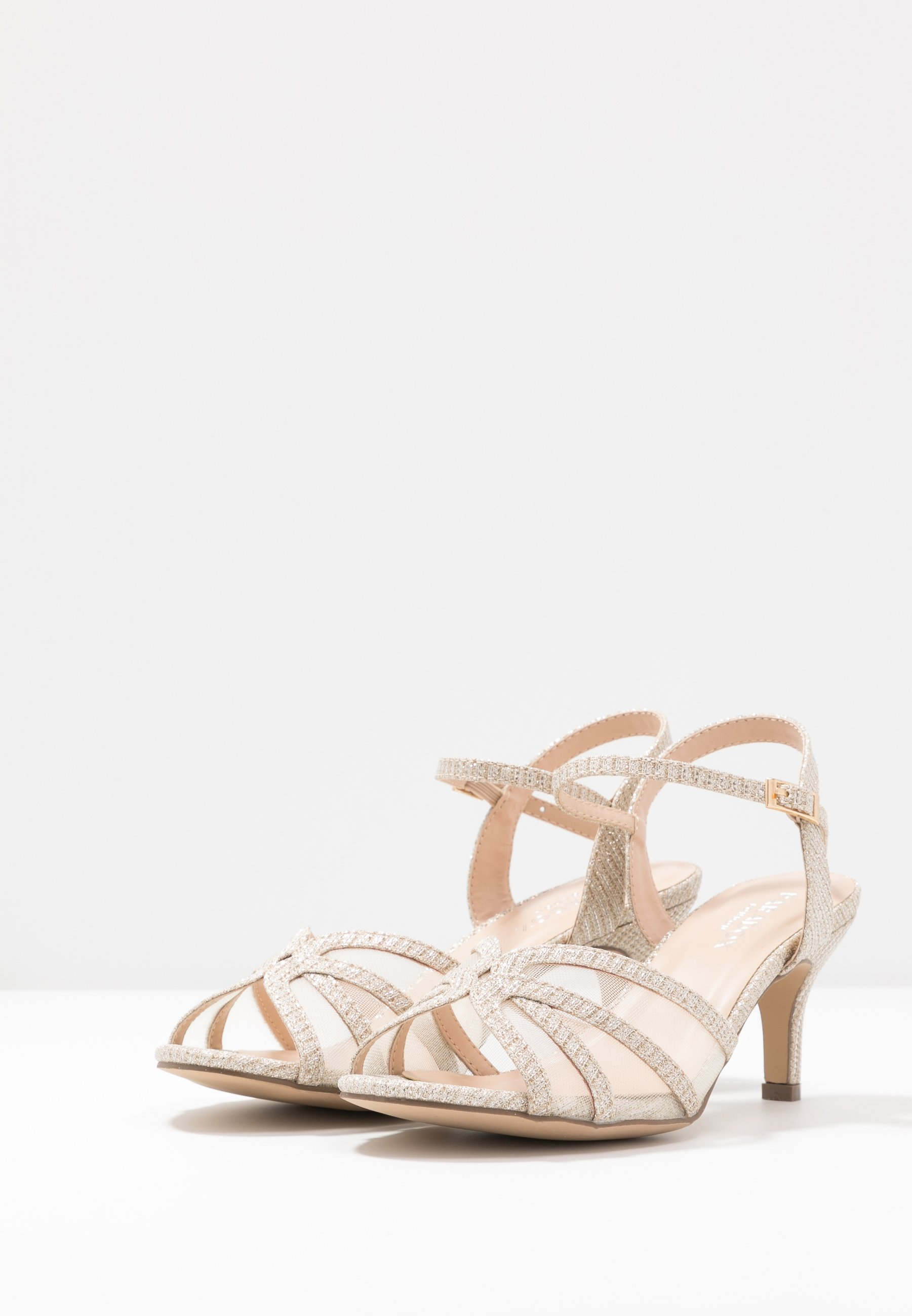Paradox London Pink Helice - Sandali Champagne nqIrm