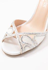 Paradox London Pink - LATOYA - High heeled sandals - ivory - 2