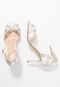 Paradox London Pink - LATOYA - High heeled sandals - ivory - 3