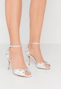 Paradox London Pink - LATOYA - High heeled sandals - ivory - 0