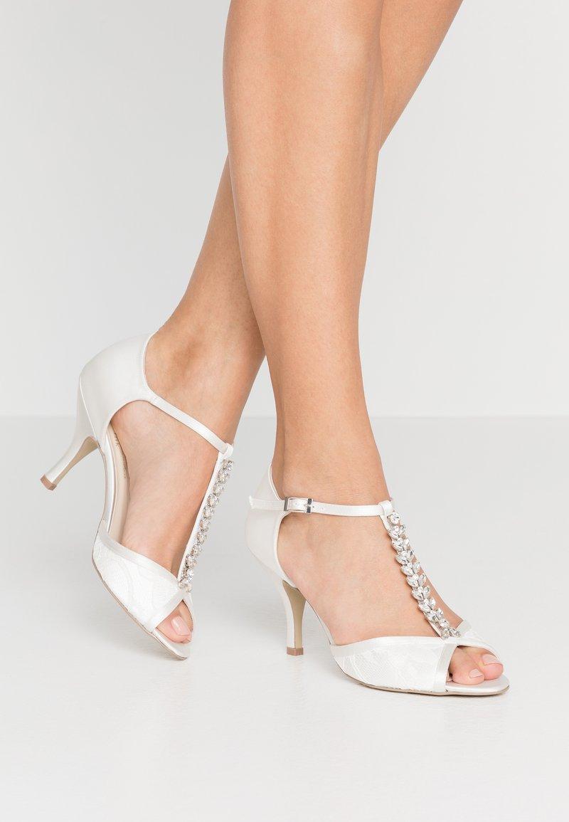 Paradox London Pink - BETH - Bridal shoes - ivory