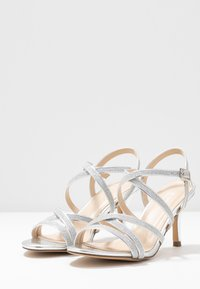 Paradox London Pink - HESPER - Sandals - silver - 4